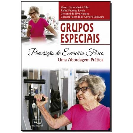 Grupos Especiais - Prescricao de Exercicio Fisico