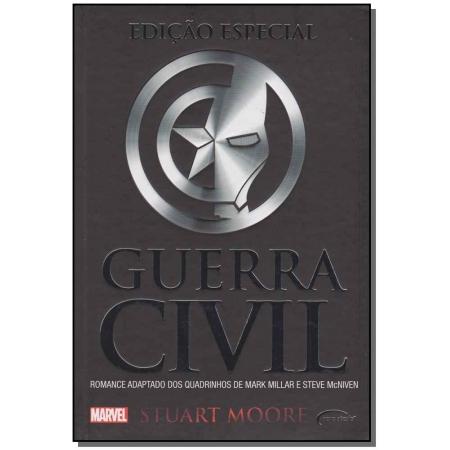 Guerra Civil - Edição Especial (Capa Dura)