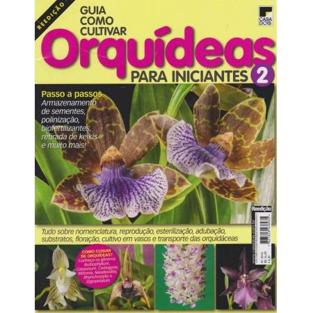 Guia Como Cultivar Orquídeas Para Iniciantes 2
