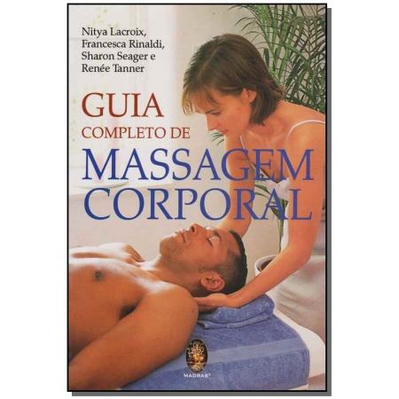 Guia Completo de Massagem Corporal