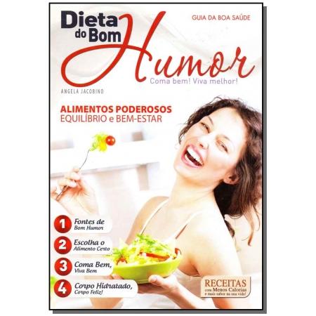 Guia Da Boa Saude - N. 04 - Dieta Do Bom Humor