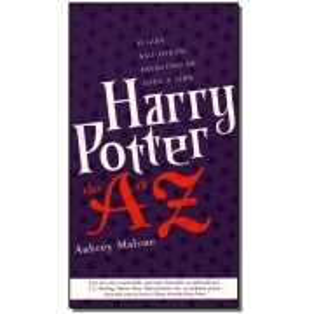 Harry Potter de a a Z