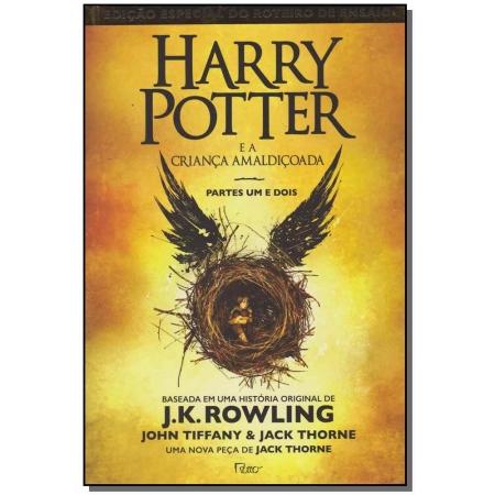 Harry Potter e a Criança Amaldiçoada - Partes 1 e 2 (Brochura)