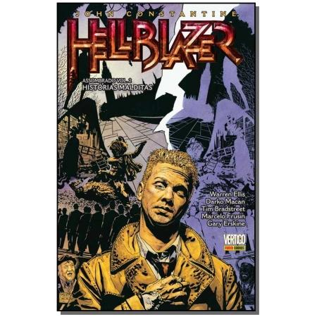 Hellblazer: Assombrado Vol. 02
