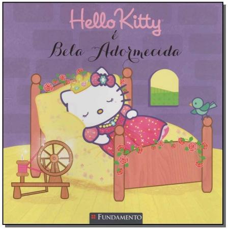 Hello Kitty e Bela Adomercida