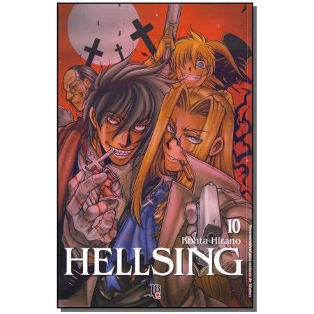 Hellsing - Vol.10