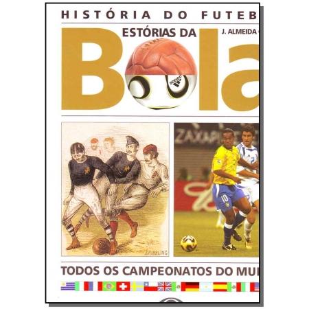 Hist.do Futebol-(capa Dura)