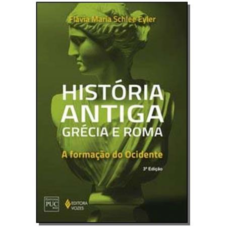 História antiga Grécia e Roma