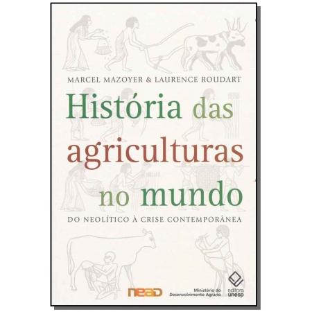 História das Agriculturas no Mundo