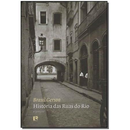História das Ruas do Rio