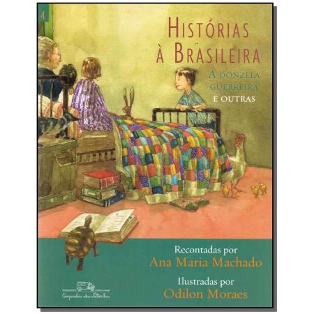 Histórias à Brasileira - Vol.04
