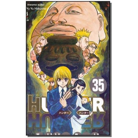 Hunter x Hunter - Vol. 35