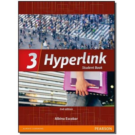 Hyperlink Student Book - Level 03