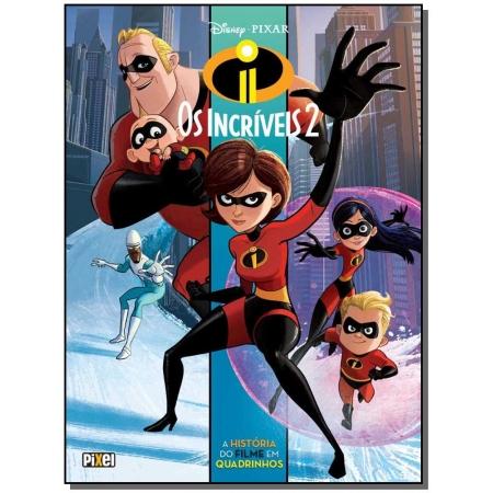 Incríveis 2, Os - A História do Filme em Quadrinhos