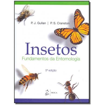 Insetos - Fundamentos da Entomologia - 05Ed/17