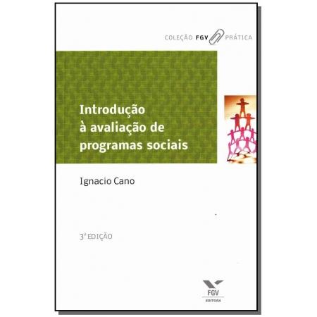 Introdução à Avaliação de Programas Sociais