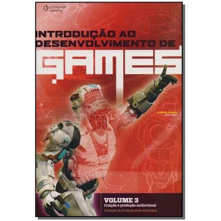 Introdução ao Desenvolvimento de Games - Volume 3