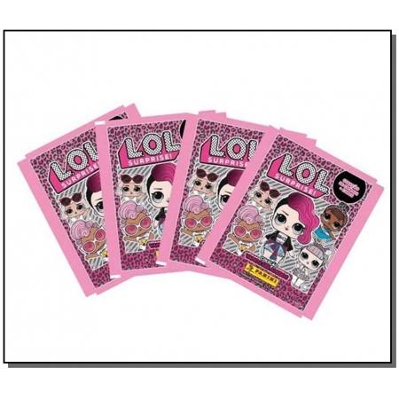 Kit de Figurinhas Lol 2 Com 12 Envelopes