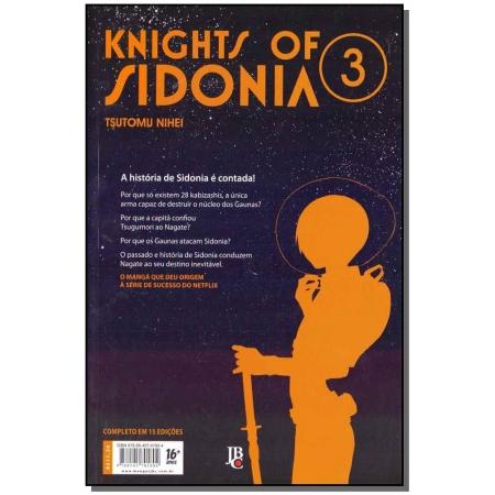 Knights Of Sidonia - Vol. 03