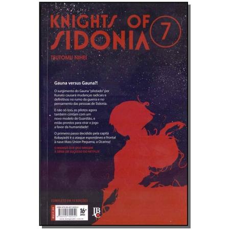 Knights Of Sidonia - Vol.07