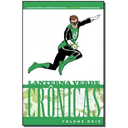 Lanterna Verde: Cronicas Vol. 02