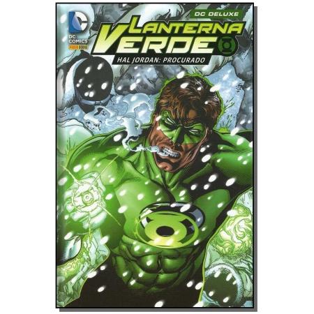Lanterna Verde: Hal Jordan Procurado