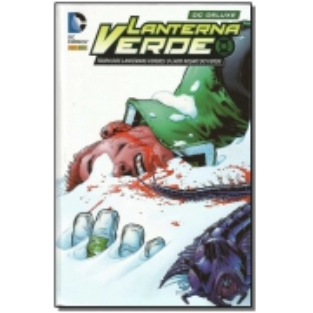 Lanterna Verde: Tropa Dos Lanternas Verdes...