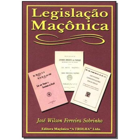 Legislaçao Maçonica