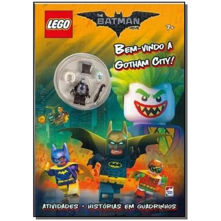 Lego The Batman Movie-Bem-vindo a Gotham City!