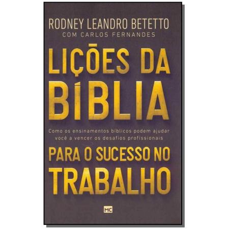 Lições da Bíblia Para o Sucesso no Trabalho
