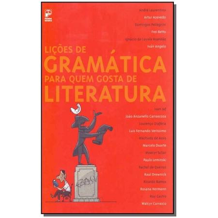 Lições de Gramática Para Quem Gosta de Literatura