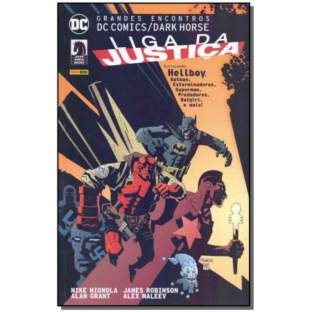 Liga da Justiça - Vol. 01