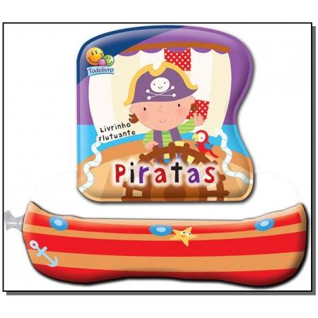 Livrinho Flutuante: Piratas