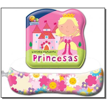 Livrinho Flutuante: Princesas