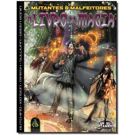 Livro Da Magia, o 34491