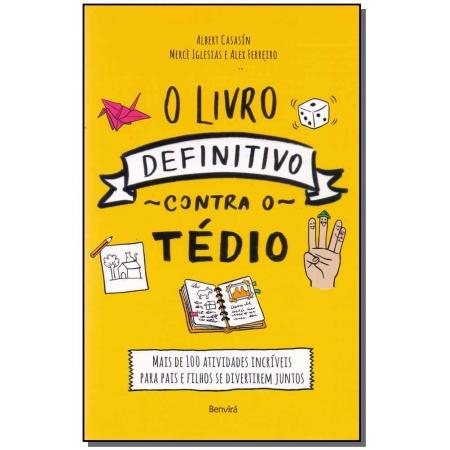 LIVRO DEFINITIVO CONTRA O TEDIO