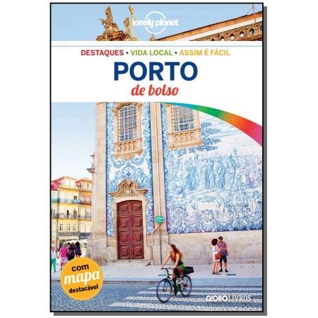 Lonely Planet - Porto - Bolso