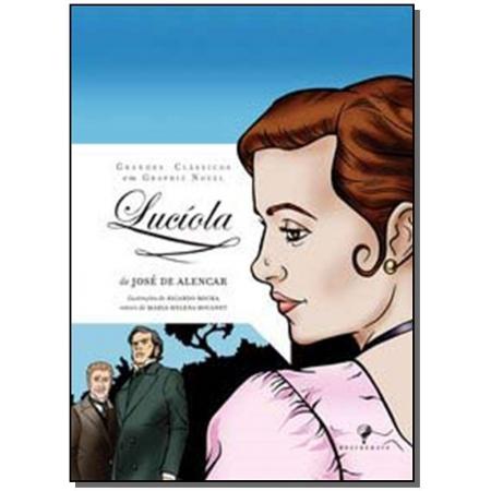 Lucíola - graphic novel
