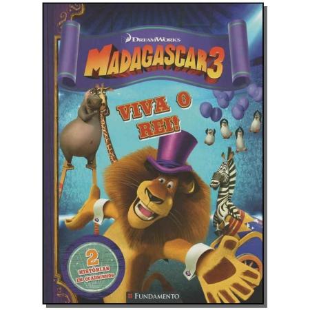 Madagascar 3 - Viva o Rei