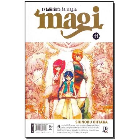 Magi - Vol.11