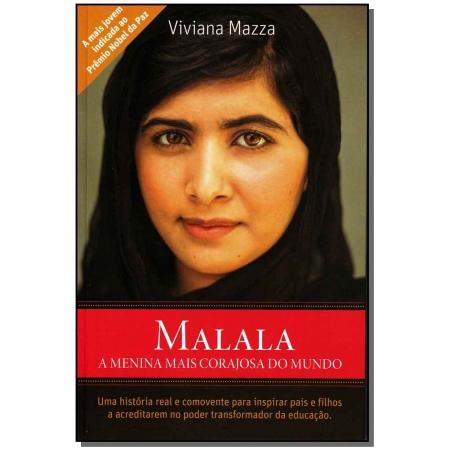 Malala - a Menina Mais Corajosa do Mundo