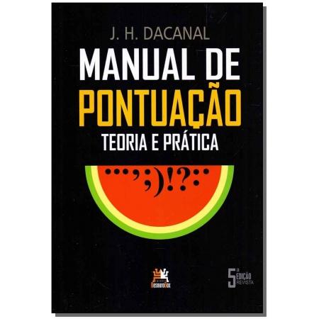 Manual de Pontuação - Teoria e Prática - 05Ed/16