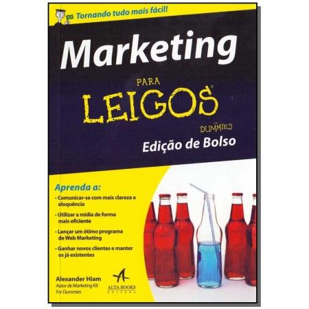 Marketing Para Leigos - Bolso