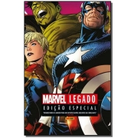 Marvel Legado - Ed. Especial
