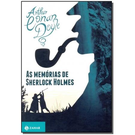 Memorias De Sherlock Holmes, As - (Bolso)