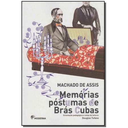 Memorias Postumas De Bras Cubas - Moderna-05ed/15