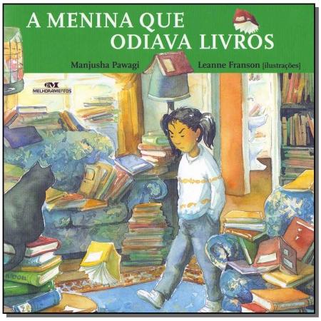 Menina Que Odiava Livros, A