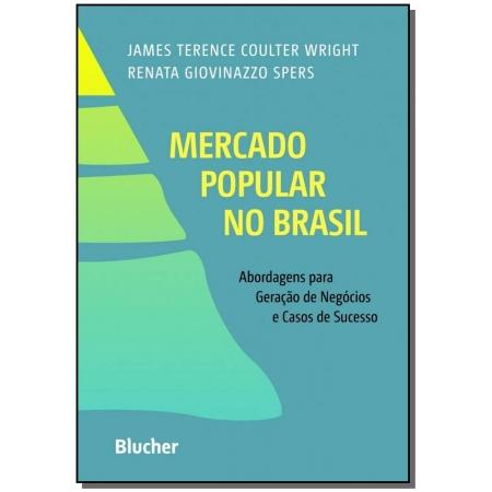 Mercado popular no Brasil
