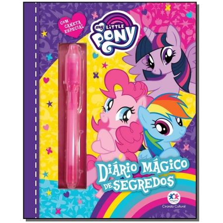 Meu Diário Mágico - My Little Pony