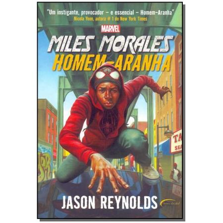 Miles Morales Homem-aranha